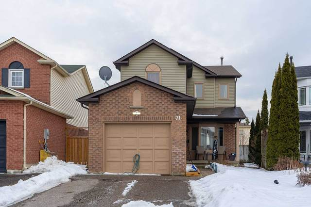 21 Windham Cres, Clarington, ON L1E 1Y7 (#E5129548) :: The Johnson Team