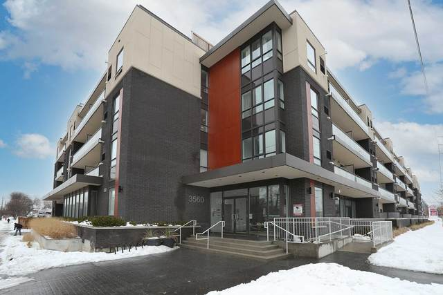 3560 E St Clair Ave #202, Toronto, ON M1K 2A7 (MLS #E5129676) :: Forest Hill Real Estate Inc Brokerage Barrie Innisfil Orillia