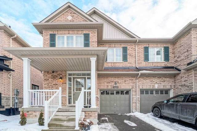1539 Bruny Ave, Pickering, ON L1X 0C5 (MLS #E5129918) :: Forest Hill Real Estate Inc Brokerage Barrie Innisfil Orillia