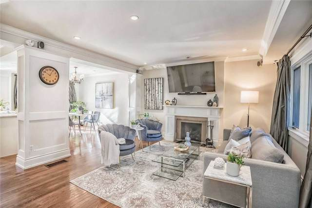 993 Kingston Rd, Toronto, ON M4E 1T3 (MLS #E5130197) :: Forest Hill Real Estate Inc Brokerage Barrie Innisfil Orillia