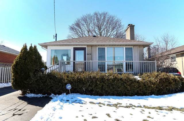 666 Perry Cres, Oshawa, ON L1J 2E3 (MLS #E5130354) :: Forest Hill Real Estate Inc Brokerage Barrie Innisfil Orillia