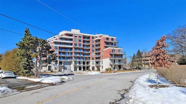 3655 Kingston Rd #304, Toronto, ON M1M 1S2 (MLS #E5130367) :: Forest Hill Real Estate Inc Brokerage Barrie Innisfil Orillia