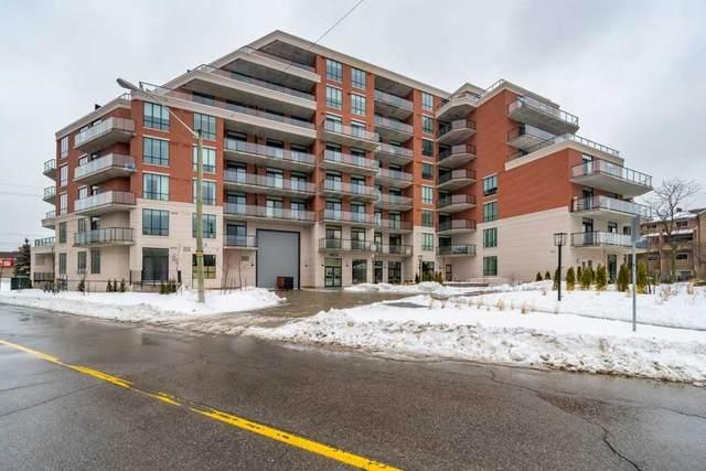 3655 Kingston Rd #901, Toronto, ON M1M 1S2 (MLS #E5130414) :: Forest Hill Real Estate Inc Brokerage Barrie Innisfil Orillia