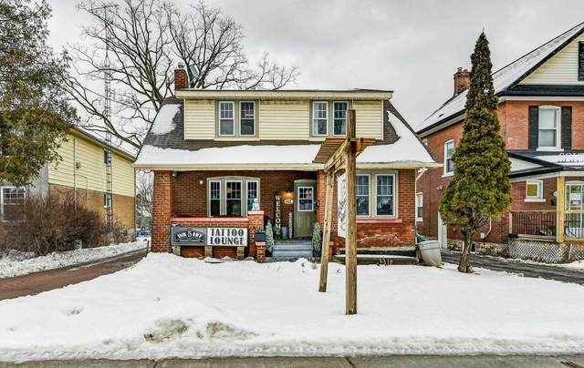 613 S Brock St, Whitby, ON L1N 4J3 (MLS #E5130725) :: Forest Hill Real Estate Inc Brokerage Barrie Innisfil Orillia