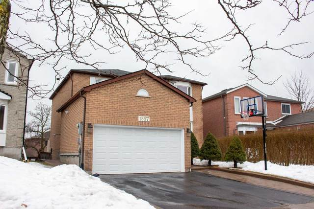 1557 Dellbrook Ave, Pickering, ON L1X 2L7 (MLS #E5130734) :: Forest Hill Real Estate Inc Brokerage Barrie Innisfil Orillia