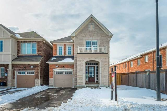 1087 Foxtail Cres, Pickering, ON L1X 0E7 (MLS #E5131555) :: Forest Hill Real Estate Inc Brokerage Barrie Innisfil Orillia