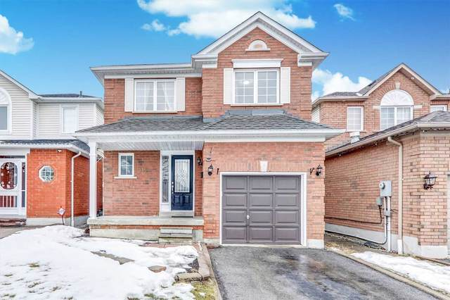 114 Monk Cres, Ajax, ON L1Z 1H2 (MLS #E5131712) :: Forest Hill Real Estate Inc Brokerage Barrie Innisfil Orillia
