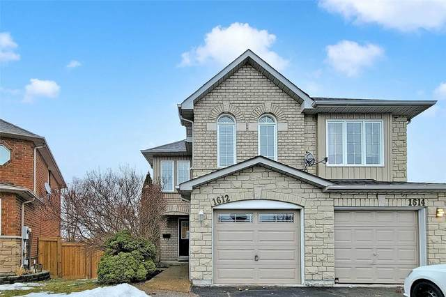 1612 Autumn Cres, Pickering, ON L1V 6X7 (MLS #E5131845) :: Forest Hill Real Estate Inc Brokerage Barrie Innisfil Orillia