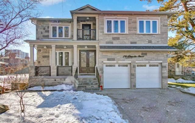 29 Dunelm St, Toronto, ON M1J 3G2 (MLS #E5132909) :: Forest Hill Real Estate Inc Brokerage Barrie Innisfil Orillia