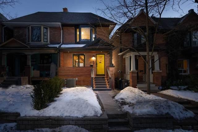 205 Riverdale Ave, Toronto, ON M4K 1C4 (MLS #E5132970) :: Forest Hill Real Estate Inc Brokerage Barrie Innisfil Orillia