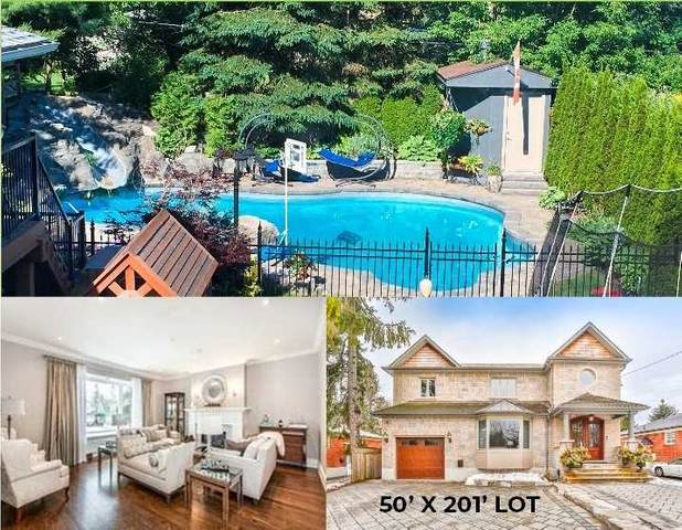 24 Mcmillan Ave, Toronto, ON M1E 4B5 (MLS #E5133133) :: Forest Hill Real Estate Inc Brokerage Barrie Innisfil Orillia