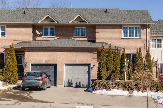 2381 Clearside Crt, Pickering, ON L1X 2T9 (MLS #E5133141) :: Forest Hill Real Estate Inc Brokerage Barrie Innisfil Orillia