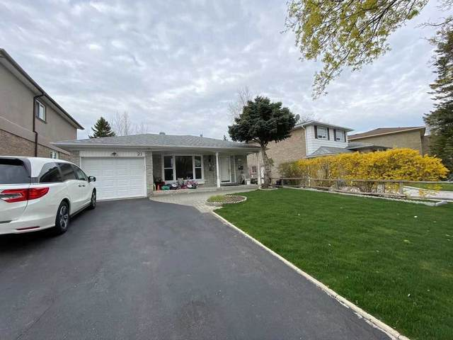 21 Boarhill Dr, Toronto, ON M1S 2L9 (MLS #E5133235) :: Forest Hill Real Estate Inc Brokerage Barrie Innisfil Orillia
