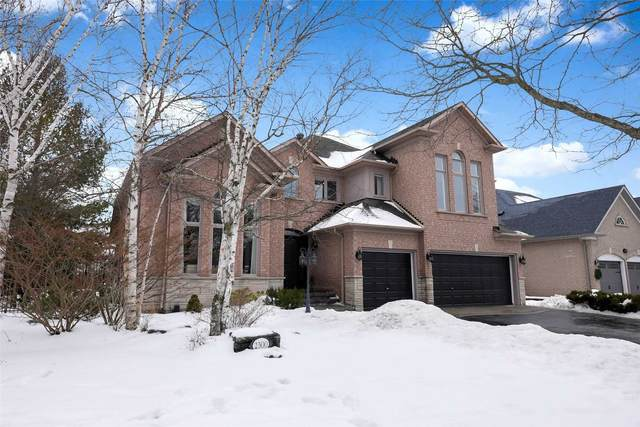2300 Abbott Cres, Pickering, ON L1X 2T5 (MLS #E5133270) :: Forest Hill Real Estate Inc Brokerage Barrie Innisfil Orillia