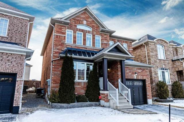 4 Sargeant Ave, Ajax, ON L1Z 0G7 (MLS #E5133319) :: Forest Hill Real Estate Inc Brokerage Barrie Innisfil Orillia