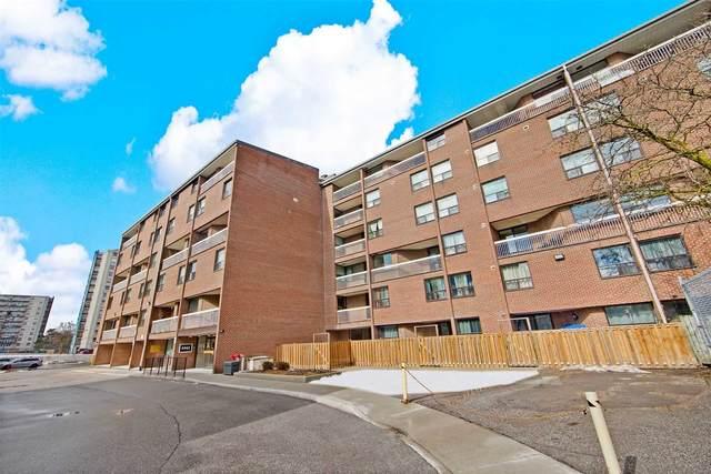 4062 E Lawrence Ave #615, Toronto, ON M1E 4V5 (MLS #E5133364) :: Forest Hill Real Estate Inc Brokerage Barrie Innisfil Orillia