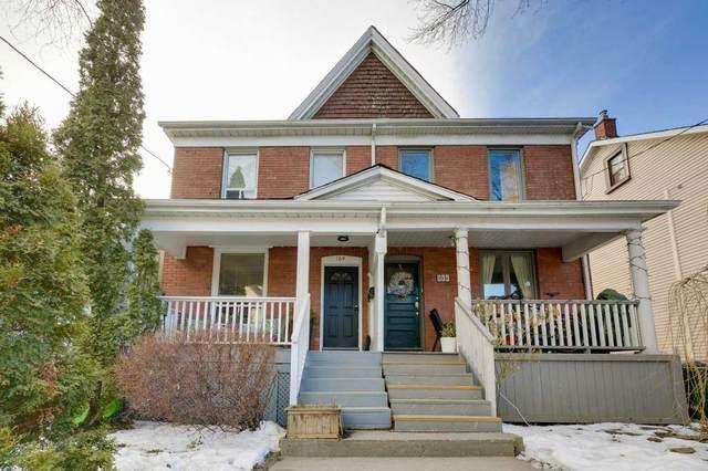 164 Hamilton St, Toronto, ON M4M 2E1 (MLS #E5133623) :: Forest Hill Real Estate Inc Brokerage Barrie Innisfil Orillia