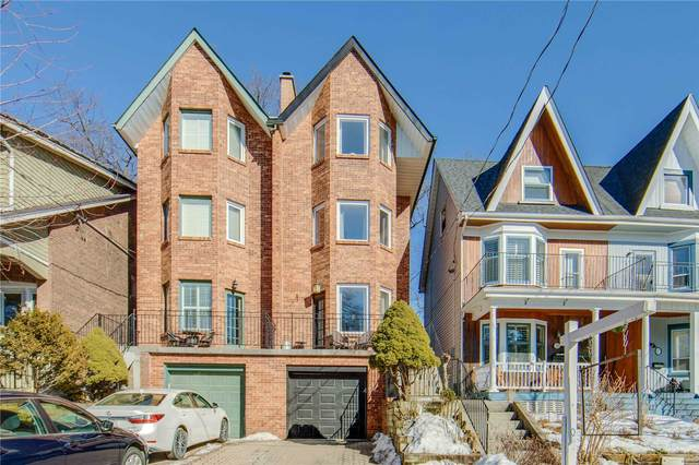 21 Elmer Ave, Toronto, ON M4L 3R6 (MLS #E5133679) :: Forest Hill Real Estate Inc Brokerage Barrie Innisfil Orillia
