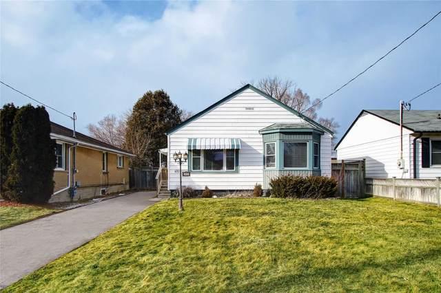 436 Fairleigh Ave, Oshawa, ON L1J 2W5 (MLS #E5133682) :: Forest Hill Real Estate Inc Brokerage Barrie Innisfil Orillia