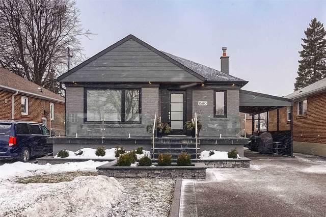 1580 Pharmacy Ave, Toronto, ON M1R 2K7 (MLS #E5133684) :: Forest Hill Real Estate Inc Brokerage Barrie Innisfil Orillia