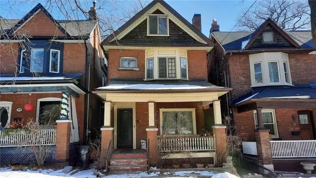 187 Wineva Ave, Toronto, ON M4E 2T5 (MLS #E5133761) :: Forest Hill Real Estate Inc Brokerage Barrie Innisfil Orillia