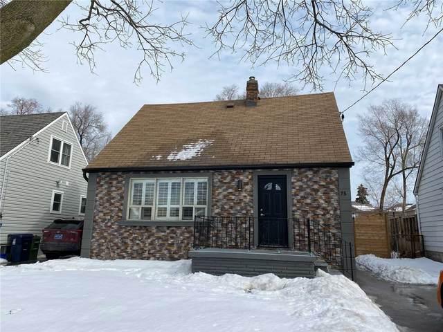 75 Gradwell Dr, Toronto, ON M1M 2N3 (MLS #E5133982) :: Forest Hill Real Estate Inc Brokerage Barrie Innisfil Orillia
