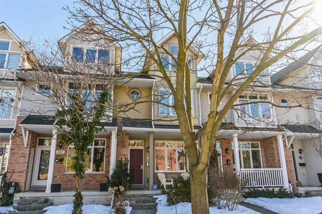 183 Hanson St, Toronto, ON M4C 1A7 (MLS #E5134203) :: Forest Hill Real Estate Inc Brokerage Barrie Innisfil Orillia