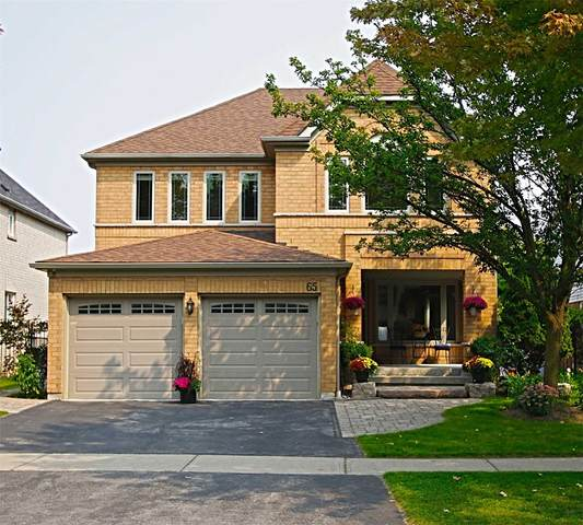65 Wetherburn Dr, Whitby, ON L1P 1M8 (MLS #E5134383) :: Forest Hill Real Estate Inc Brokerage Barrie Innisfil Orillia