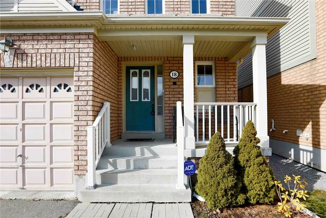 18 Westray Cres, Ajax, ON L1Z 0B4 (MLS #E5134595) :: Forest Hill Real Estate Inc Brokerage Barrie Innisfil Orillia