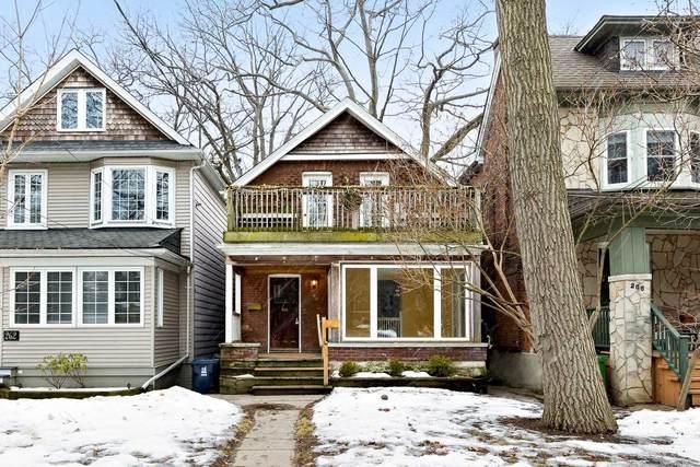 264 Beech Ave, Toronto, ON M4E 3J2 (MLS #E5134722) :: Forest Hill Real Estate Inc Brokerage Barrie Innisfil Orillia
