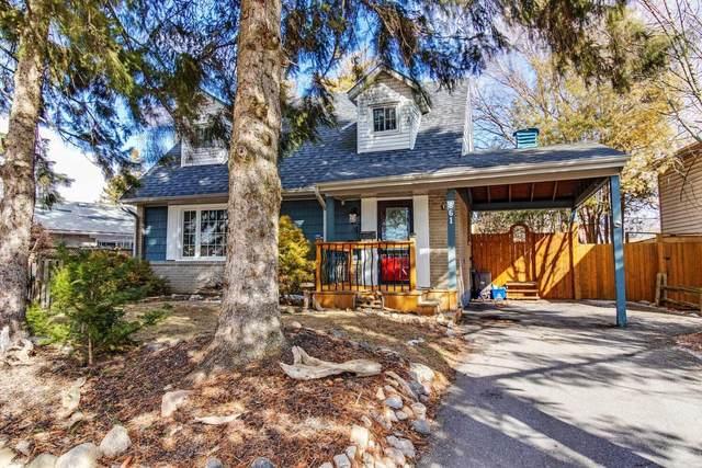 861 Douglas Ave, Pickering, ON L1W 1N5 (MLS #E5135083) :: Forest Hill Real Estate Inc Brokerage Barrie Innisfil Orillia