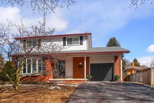 1066 Ronlea Ave, Oshawa, ON L1H 2X7 (MLS #E5135348) :: Forest Hill Real Estate Inc Brokerage Barrie Innisfil Orillia