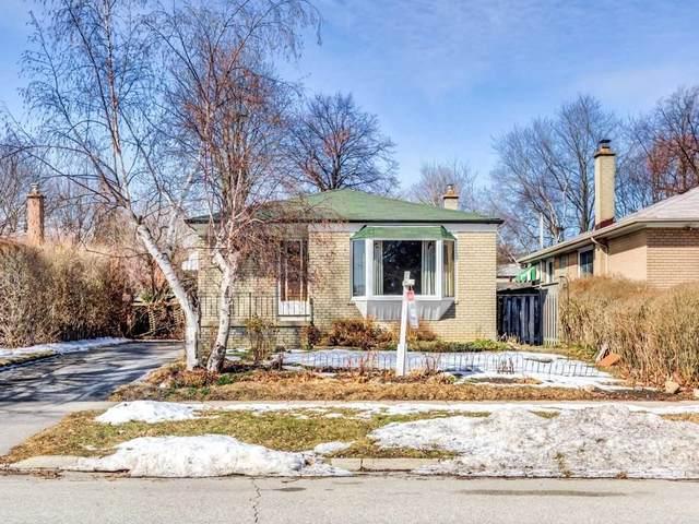203 Toynbee Tr, Toronto, ON M1E 1G8 (MLS #E5135377) :: Forest Hill Real Estate Inc Brokerage Barrie Innisfil Orillia