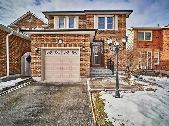 1542 Falconcrest Dr, Pickering, ON L1V 4Z4 (MLS #E5135777) :: Forest Hill Real Estate Inc Brokerage Barrie Innisfil Orillia