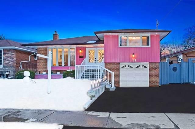 21 Aspendale Dr, Toronto, ON M1P 4J7 (MLS #E5135895) :: Forest Hill Real Estate Inc Brokerage Barrie Innisfil Orillia