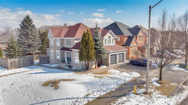 2337 Meriadoc Dr, Pickering, ON L1X 2T1 (MLS #E5135963) :: Forest Hill Real Estate Inc Brokerage Barrie Innisfil Orillia
