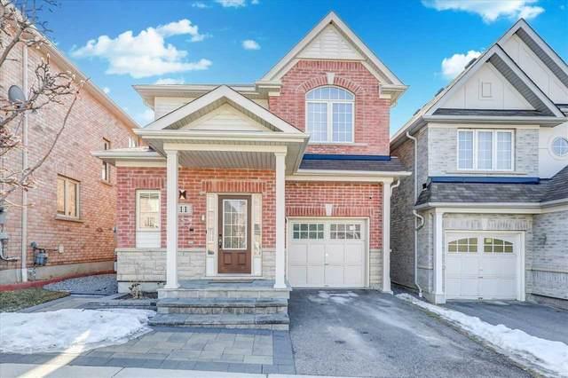 11 Formosa Ave, Ajax, ON L1Z 0N8 (MLS #E5136001) :: Forest Hill Real Estate Inc Brokerage Barrie Innisfil Orillia