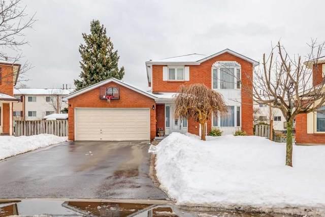 332 Nina Crt, Oshawa, ON L1K 1S7 (MLS #E5136037) :: Forest Hill Real Estate Inc Brokerage Barrie Innisfil Orillia