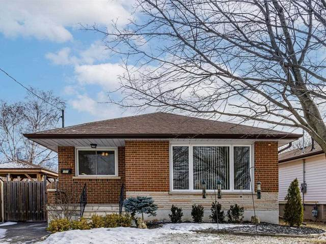 151 Athabasca St, Oshawa, ON L1H 7H9 (MLS #E5136093) :: Forest Hill Real Estate Inc Brokerage Barrie Innisfil Orillia