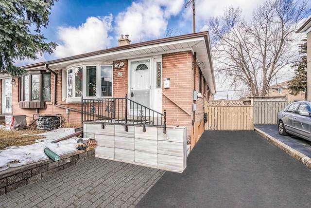 88 Dorcot Ave, Toronto, ON M1P 3K6 (MLS #E5136410) :: Forest Hill Real Estate Inc Brokerage Barrie Innisfil Orillia
