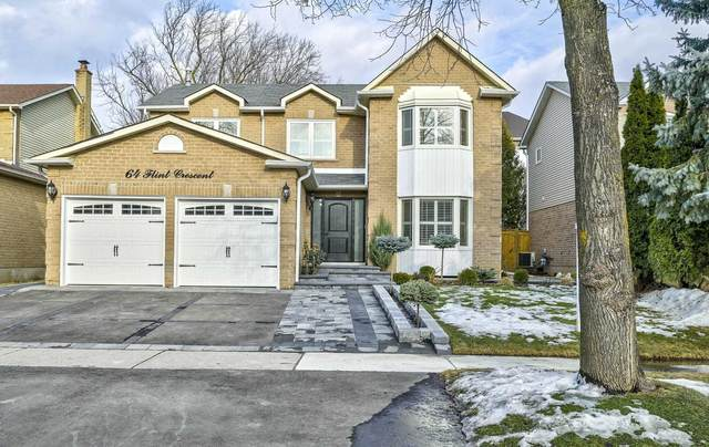 64 Flint Cres, Whitby, ON L1R 1J8 (MLS #E5136444) :: Forest Hill Real Estate Inc Brokerage Barrie Innisfil Orillia