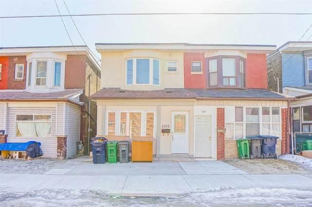 1311 E Gerrard St, Toronto, ON M4L 1Y8 (MLS #E5136544) :: Forest Hill Real Estate Inc Brokerage Barrie Innisfil Orillia