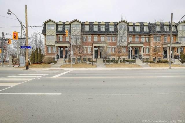 2238 E Gerrard St, Toronto, ON M4E 2E1 (MLS #E5136548) :: Forest Hill Real Estate Inc Brokerage Barrie Innisfil Orillia