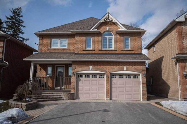 12 Napier Crt, Whitby, ON L1M 1H1 (MLS #E5136692) :: Forest Hill Real Estate Inc Brokerage Barrie Innisfil Orillia