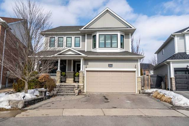 41 Hawstead Cres, Whitby, ON L1M 2M4 (MLS #E5136730) :: Forest Hill Real Estate Inc Brokerage Barrie Innisfil Orillia