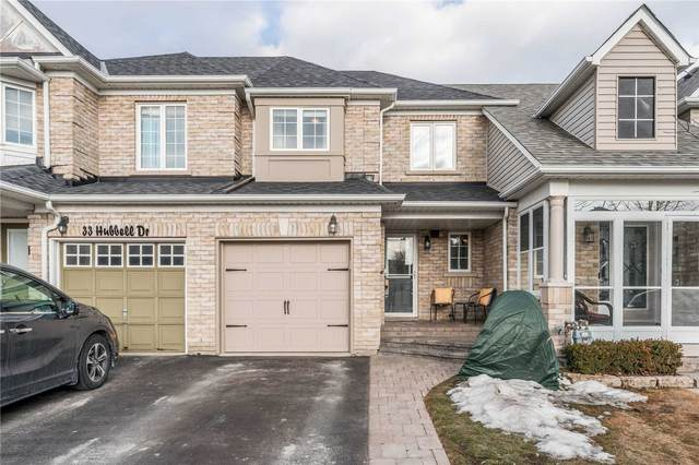 31 Hubbell Dr, Whitby, ON L1R 2Y5 (MLS #E5136903) :: Forest Hill Real Estate Inc Brokerage Barrie Innisfil Orillia