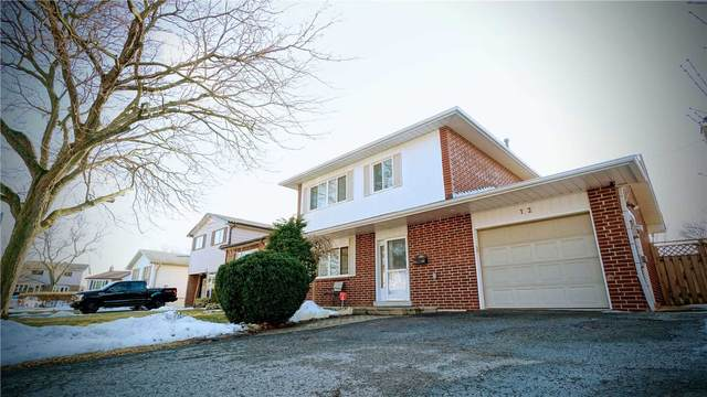 12 Shannon Crt, Whitby, ON L1N 6B6 (MLS #E5136980) :: Forest Hill Real Estate Inc Brokerage Barrie Innisfil Orillia