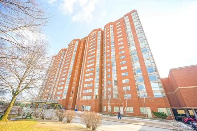 2466 E Eglinton Ave #1110, Toronto, ON M1K 5J8 (MLS #E5137100) :: Forest Hill Real Estate Inc Brokerage Barrie Innisfil Orillia
