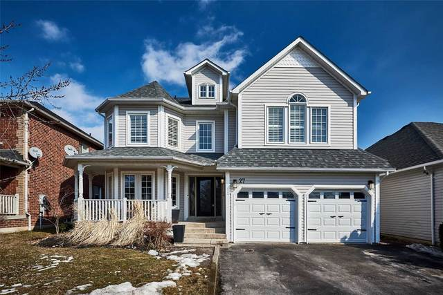 27 Dodge Dr, Whitby, ON L1M 1J5 (MLS #E5137307) :: Forest Hill Real Estate Inc Brokerage Barrie Innisfil Orillia