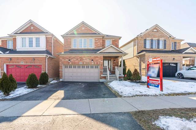 13 Atherton Ave, Ajax, ON L1T 4Y3 (MLS #E5137311) :: Forest Hill Real Estate Inc Brokerage Barrie Innisfil Orillia